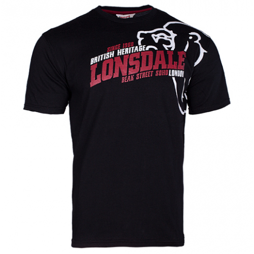 lonsdale t shirt walkey online. Black Bedroom Furniture Sets. Home Design Ideas