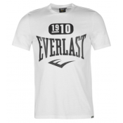 Everlast T-Shirt Logo slim fit