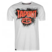 Tapout T-Shirt Placement