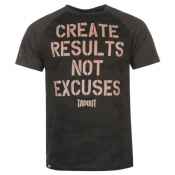Tapout T-Shirt Results