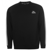 Lonsdale Φούτερ 2 Stripe Crew Neck