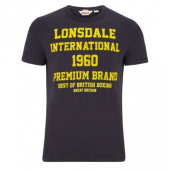 Lonsdale T-Shirt Greatstone slim fit