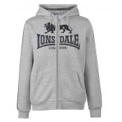 Lonsdale Ζακέτα Two Stripe Hoody