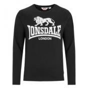 Lonsdale μακρυμάνικη μπλούζα Blaich slim fit