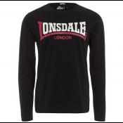 Lonsdale μακρυμάνικη μπλούζα Seamill slim fit