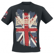 Lonsdale T- Shirt Jacob slim fit