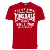 Lonsdale T-Shirt Chesterfield