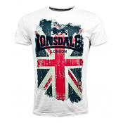 Lonsdale T-Shirt Jacob slim fit